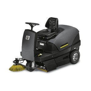 Karcher Small Ride-on Sweeper